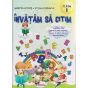 Invatam sa citim clasa I ( Editura: Aramis, Autor: Marcela Penes, Celia Iordache ISBN 978-606-706-183-3 )