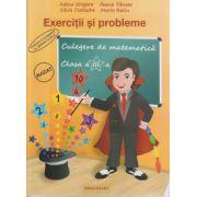 Exercitii si probleme culegere de matematica pentru clasa a III a ( Editura: Ars Libri, Autor: Adina Grigore, ileana Tanase, Silvia Costache, Maria Raicu ISBN 978-606-574-757-9 )