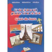 Limba franceza pentru clasa a III a caiet de lucru ( Editura: Ars Libri, Autor: Cristina Voican, Cristina Bolbose, Adina Lipan ISBN 978-606-574-771-5 )