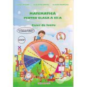 Matematica pentru clasa a III a caiet de lucru ( Editura: Ars Libri, Autor: Adina Grigore, Augustina Anghel, Claudia Negritoiu ISBN 978-606-574-755-5 )