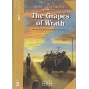 The Grapes of Wrath + CD Pack ( Editura: MM Publications, Autor: John Steinbeck ISBN 978-760-573-568-5 )