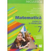 Matematica exercitii si probleme clasa 7 ( Editura: Niculescu, Autor: Rozica Stefan, Valeria Buduianu ISBN 978-973-748-930-2 )