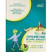 Comunicare in limba engleza limba moderna I, Clasa a II a, partea a II a ( Editura: Art Grup Editorial, Autor: Bianca Popa, Marina Franculeasa, Mariana Popa, Diana Zografi ISBN 98-606-710-137-9 )