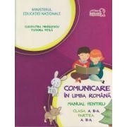 Comunicare in limba romana manual pentru clasa a II a partea II a + CD, Pitila ( Editura: Art Grup Editorial, Autor: Cleopatra Mihailescu, Tudora Pitila ISBN 978-606-710-128-7 )
