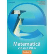 Matematica clasa a VII a partea II, esential ( Editura: Art Grup Editorial, Autor: Marius Perianu, Ioan Balica, Paula Balica ISBN 9786067100099 )