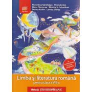 Limba si Literatura Romana pentru clasa a VIII a ( Editura: Art Grup Editorial, Autor: Florentina Samihaian, Florin Ionita, Elena Carstocea ISBN 9789731246215 )