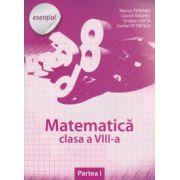 Matematica clasa a VIII a partea I, esential ) Editura: Art Grup Editorial, Autor: Marius Perianu, Costel Anghel, Gratian Safta, Lucian Petrescu ISBN 978-606-710-086-0 )