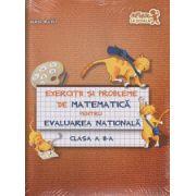 Exercitii si probleme de matematica pentru evaluarea nationala clasa a II a, Arthur la scoala ( Editura: Art Grup Editorial, Autor: Alina Radu ISBN 978-973-124-902-5 )