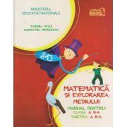 Matematica si explorarea mediului Manual pentru clasa a II a, partea II+ CD ( Editura: Art Grup Editorial, Autor: Tudora Pitila, Cleopatra Mihailescu ISBN