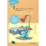 Limba si literatura romana - Comunicare - Fise de lucru clasa a VIII semestrul I ( editura: Nomina, autor: Maria-Emilia Goian, ISBN 978-606-535-514-9 )