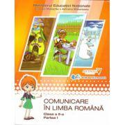 Comunicare in limba romana - clasa a II-a partea I + partea a II (set) ( editura: Didactica si Pedagogica, autor: Claudia Matache, ISBN 978-606-93511-4-7 )