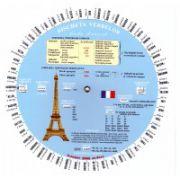 Discheta verbelor - limba franceza ( editura: Verba, autori: Camelia Stan, Dragoş Stan, ISBN 978-973-88282-1-6 )