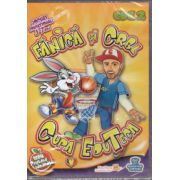 Fanica si CRBL - Cupa EduTeca - CD cu jocuri educationale 3-7 ani ( editura: EduTeca, ISBN 9786069351130 )
