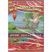 In vacanta mare - CD cu jocuri educationale ( editura: EduTeca, ISBN 978-606-93111-7-2 )