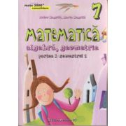 Matematica algebra, geometrie partea I semestrul I clasa a VII a consolidare ( Editura: Paralela 45, Autor: Anton Negrila, Maria Negrila ISBN 978-973-47-2121-4 )