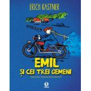 Emil si cei trei gemeni ( editura: Arthur, autor: Erich Kasnter, ISBN 978-606-8044-43-9 )