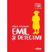 Emil si detectivii ( editura: Arthur, autor: Erich Kastner, ISBN 978-606-8620-41-1 )