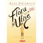 Flora si Ulise. Aventurile iluminate ( editura: Arthur, autor: Kate DiCamillo, ISBN 978-606-8620-26-8 )