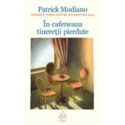 In cafeneaua tineretii pierdute ( editura: Art, autor: Patrick Modiano, ISBN 978-606-710-148-5 )