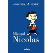 Micutul Nicolas ( editura: Arthur, autor: Goscinny Sempe, ISBN 978-606-8620-35-0 )