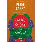Parrot si Olivier in America ( editura: Art, autor: Peter Carey, ISBN 978-606-710-060-0 )