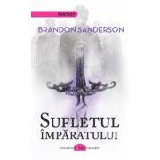 Sufletul imparatului ( editura: Paladin, autor: Brandon Sanderson, ISBN 978-606-8673-01-1 )