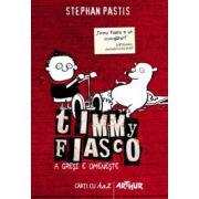 Timmy Fiasco. A gresi e omeneste ( editura: Arthur, autor: Stephan Pastis, ISBN 978-606-8044-26-2 )