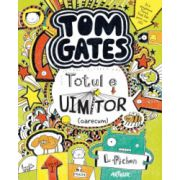Tom Gates. Vol 3Totul e uimitor (oarecum) ( editura: Arthur, autor: L. Pichon, ISBN 978-606-8620-25-1 )