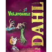 Vrajitoarele ( editura: Arthur, autor: Roald Dahl, ISBN 978-606-8044-30-9 )