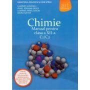 Chimie Manual pentru clasa a XII -a C1/C2 ( Editura: Art Grup Editorial, Autor: Luminta Vladescu, Irinel Adriana Badea, Luminita Irinel Doicin ISBN 978-973-124-538-6 )