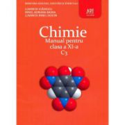 Chimie: Manual pentru clasa a XI-a C3 ( editura: Art, autor: Luminita Vladescu, Irinel Adriana Badea, Luminita Irinel Doicin, ISBN 978-973-124-670-3 )
