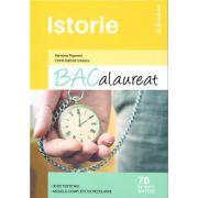 Istorie: Bacalaureat - 70 de teste si sinteze ( editura: Booklet, autor: Ramona Popovici, Camil - Gabriel Ionescu, ISBN 978-606-590-257-2 )