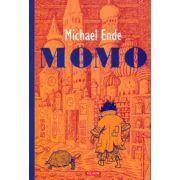 Momo ( editura: Polirom, autor: Michael Ende, ISBN 978-973-46-2450-8 )