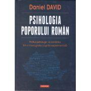 Psihologia poporului roman ( editura: Polirom, autor: Daniel David, ISBN 978-973-46-5478-9 )