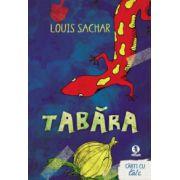 Tabara ( editura: Arthur, autor: Louis Sachar, ISBN 978-606-8044-15-6 )