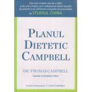 Planul dietetic Campbell ( Editura: Adevar Divin, Autor: Thomas Campbell ISBN 978-606-8420-91-2 )