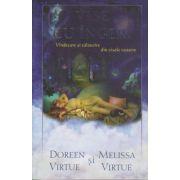 Vise cu ingeri, Vindecare si calauzire din visele voastre ( Editura: Adevar Divin, Autor: Doreen Virtue, Mellissa Virtue ISBN 978-606-8420-88-2 )