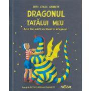 Dragonul tatalui meu, cele trei carti cu Elmer si dragonul ( Editura: Arthur, Autor: Ruth Stiles Gannet ISBN 978-606-8044-76-7 )
