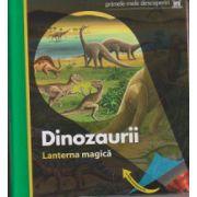 Primele mele descoperiri, Dinozaurii ( contine lanterna magica ) ( Editura: Didactica Publishing House ISBN 978-606-683-116-1 )