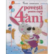 4 povesti pentru copiii de 4 ani ( Editura: Didactica Publishing House ISBN 978-606-683-153-6 )