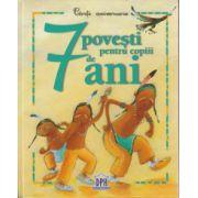 7 povesti pentru copiii de 7 ani ( Editura: Didactica Publishing House ISBN 978-606-683-206-9 )