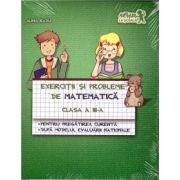 Exercitii si probleme de matematica clasa a III-a ( editura: Art, autor: Alina Radu, ISBN 978-973-124-903-2 )