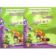 Fairyland 3 (A + B) - Limba moderna engleza clasa a III-a semestrul I + II (set) cu CD ( editura: Express Publishing, autor: Jenny Dooley, Virginia Evans, ISBN 200-0-00001-152-3 )