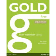 Gold First New Edition Maximiser with Key ( editura: Longman, autor: Jacky Newbrook, ISBN 978-1-4479-0715-2 )