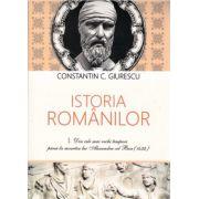 Istoria romanilor vol 1 + 2 +3 ( editura: All, autor: Constantin C. Giurescu, ISBN 978-973-124-963-6 )