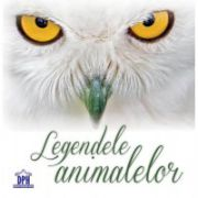 Legendele animalelor ( editura: Didactica Publishing House, ISBN 978-606-683-243-4 )