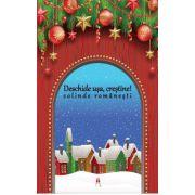 Deschide usa crestine! colinde romanesti ( editura: Astro, ISBN 978-606-8148-97-7 )