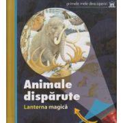 Animale disparute (contine Lanterna Magica ) ( Editura: Didactica Publishing House ISBN 978-606-683-115-4 )