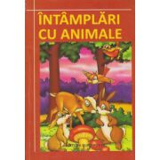 Intamplari cu animale ( Editura: Europontic ISBN 978-606-8411-35-4 )