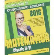 Olimpiade si concursuri scolare 2015 matematica clasele IV-VI ( Editura: Paralela 45, Autor: Gheorghe Cainiceanu, Gabriela Bondoc, Leonard Giugiuc ISBN 978-973-47-2172-6 )